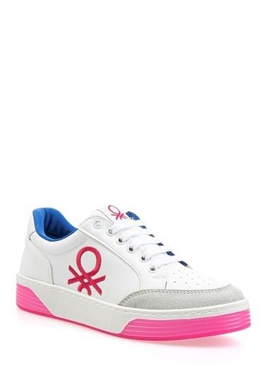 Benetton Sneakers Fuşya